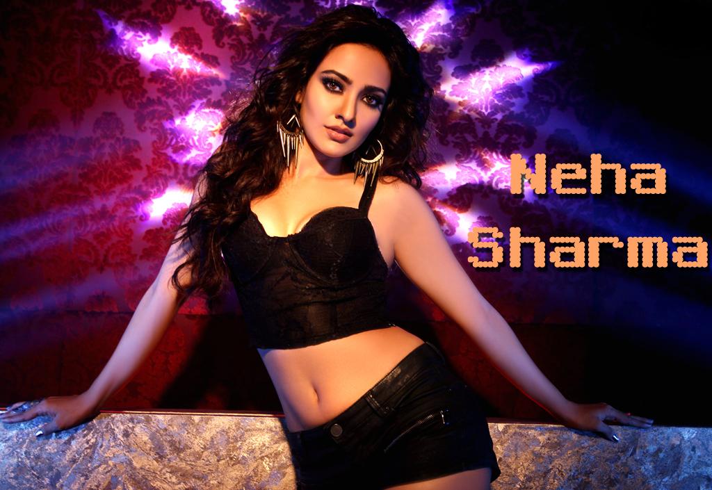 neha sharma hd background