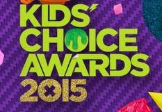 Concorra viagem para o KCA 2015, Kids Choice Awards