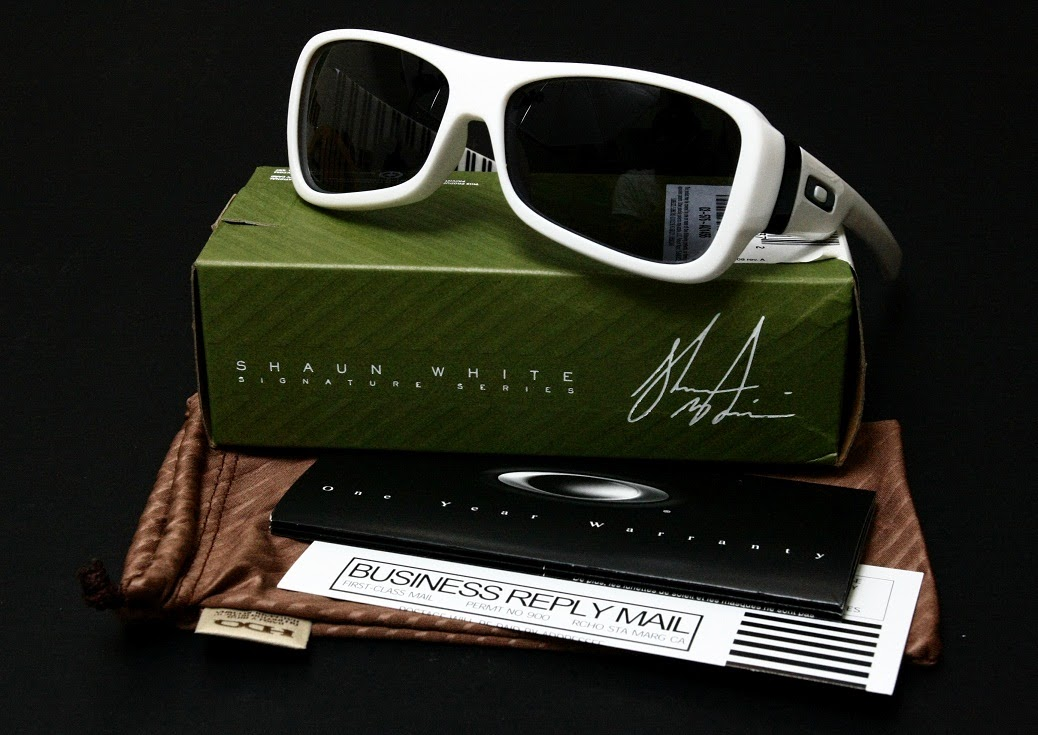 Oakley Montefrio Shaun White Signature Limited Edition