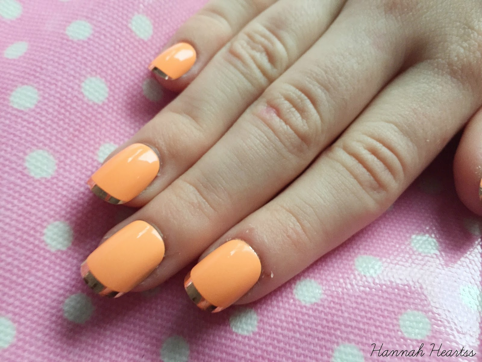 Ted Baker Artificial Nails   Hannah Heartss