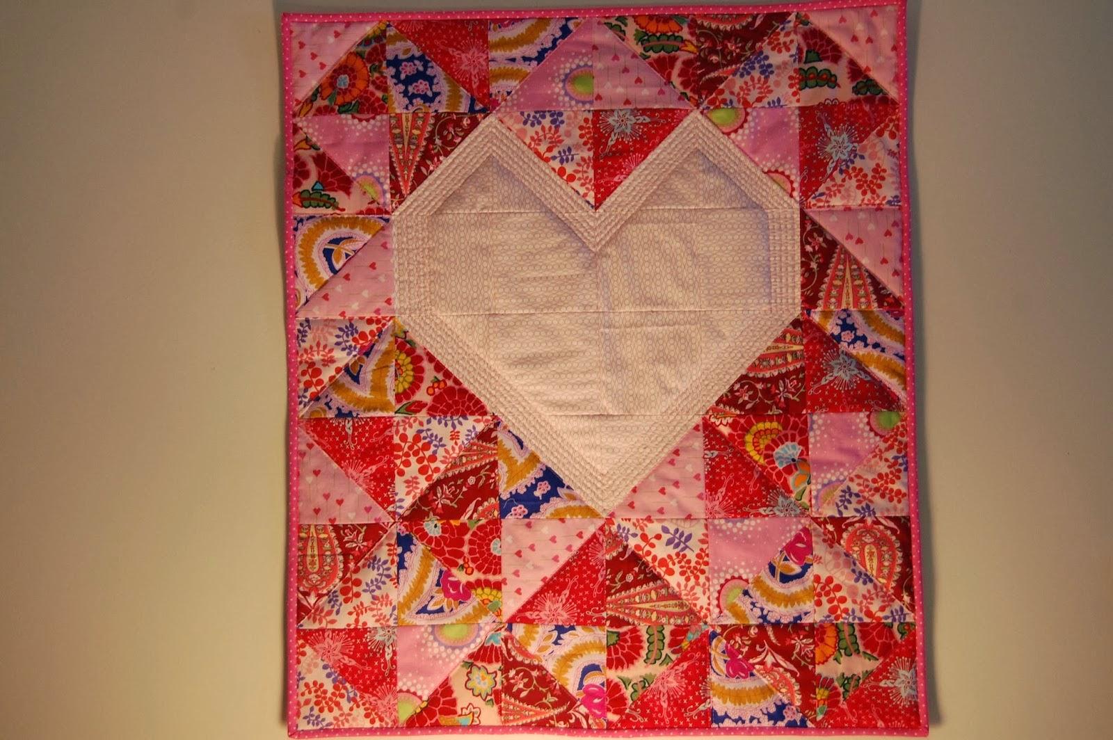 Big Love quilt