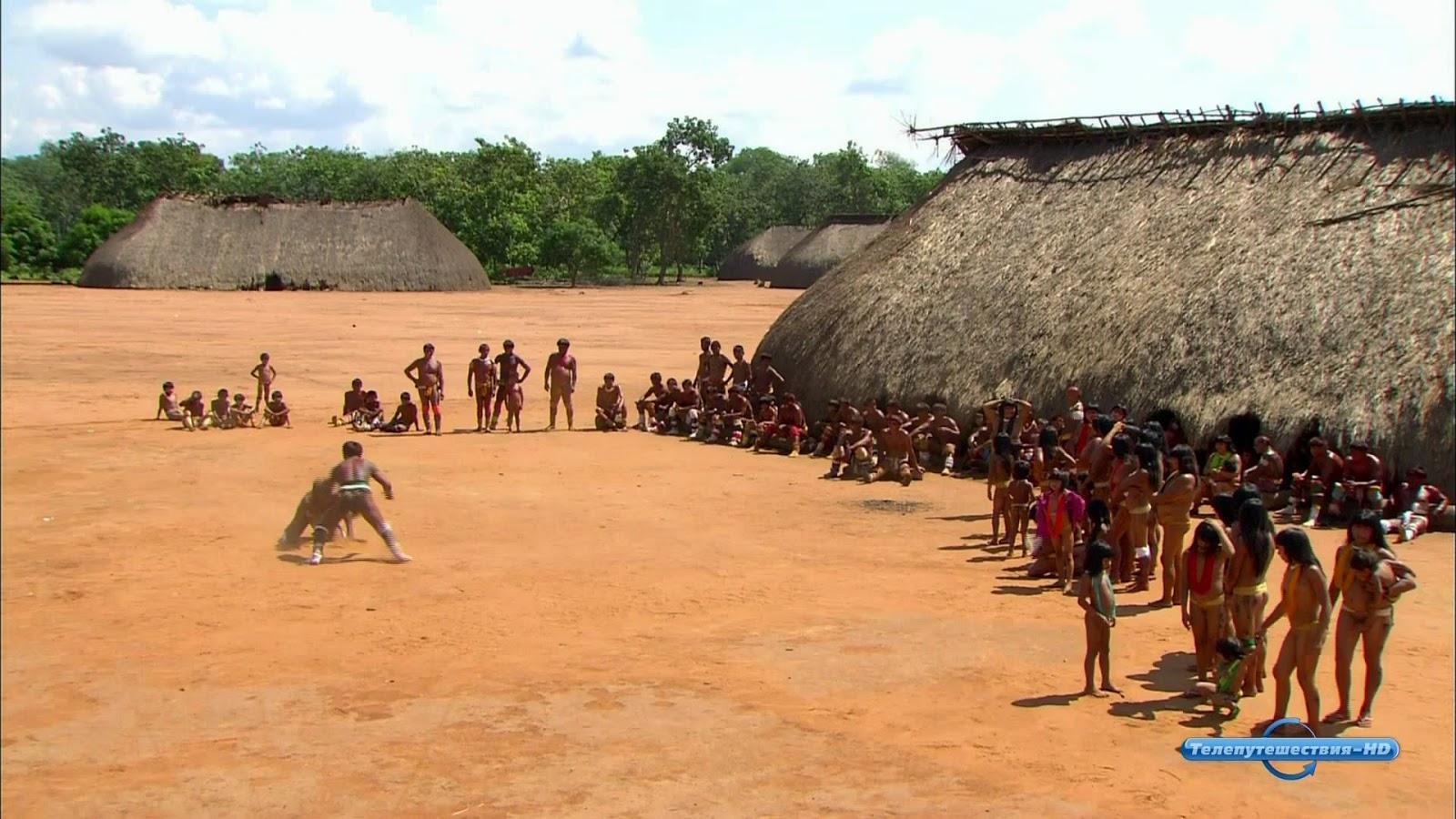 Исчезающая Амазонка - Потерянный рай / Disappearing Amazon. Paradise Lost. 2010. Full HD.