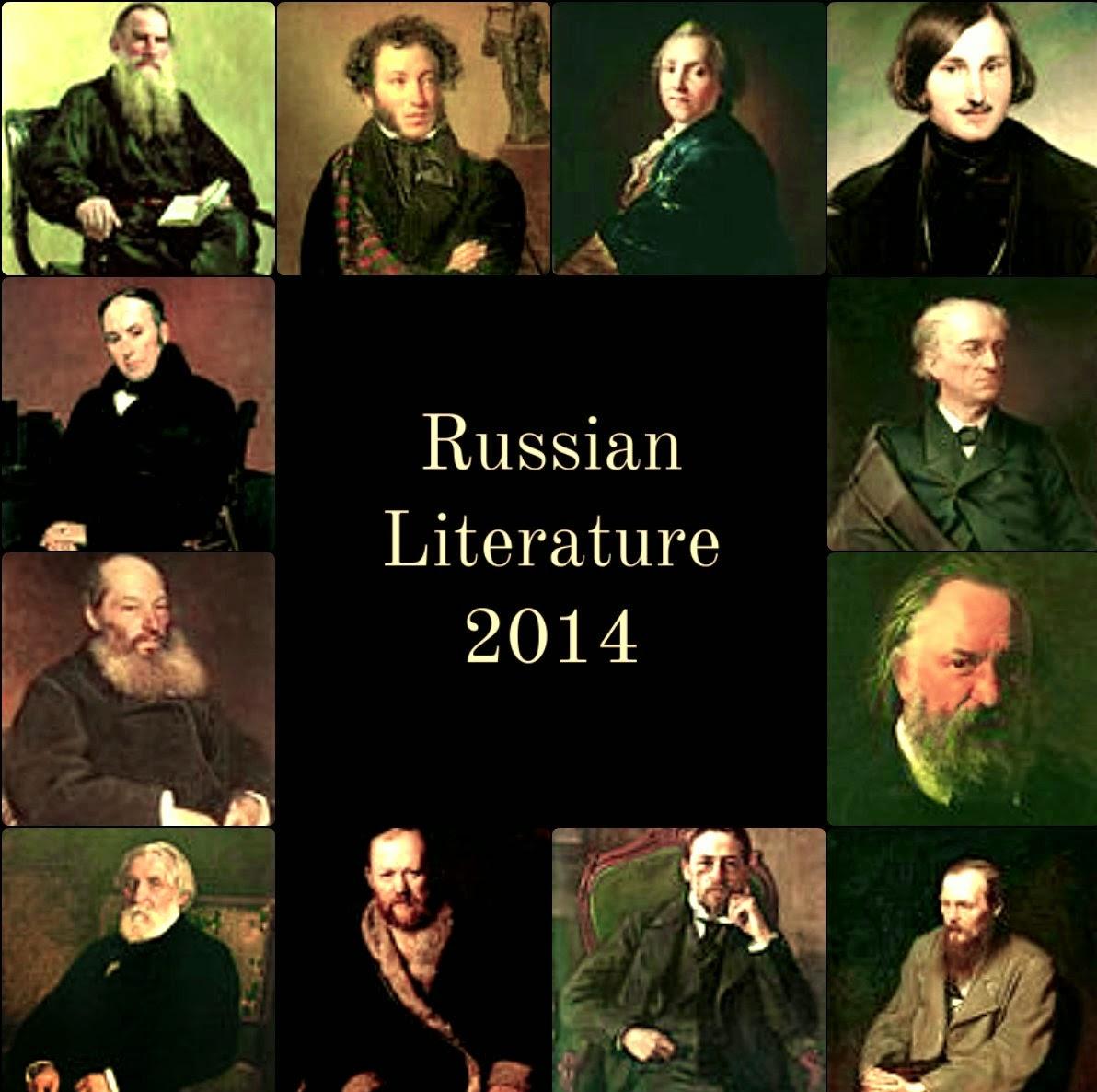 Russian Literature 2014