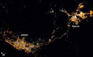 صور مدن العالم من المحطه الفضائيه الدوليه Image008
