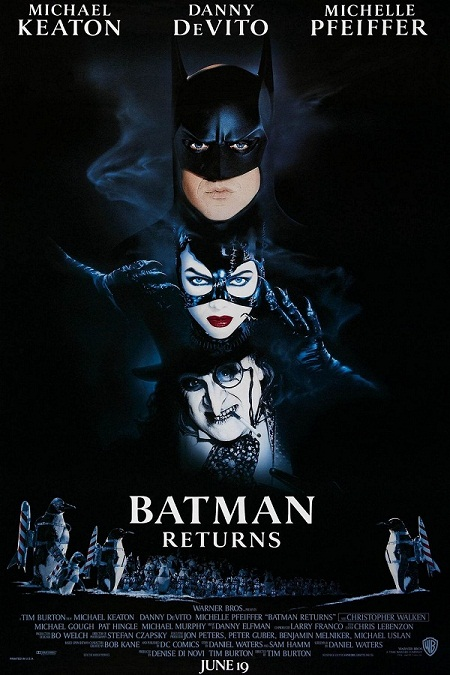 Poster Batman Returns [1992]