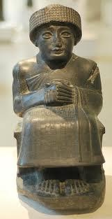 El príncipe de Gudea de Lagash