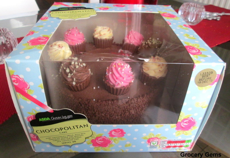 Character Birthday Cakes Asda ~ Grocery gems review asda chocopolitan cake