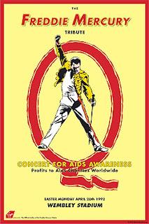 The Freddie Mercury Tribute Concert - DVD