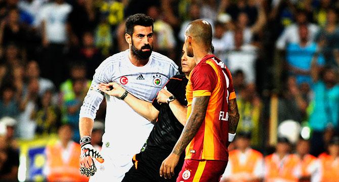 Volkan Melo Süper Kupa 2014 tartışması