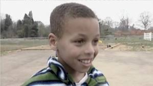 Stephen Curry Kid Photo Essay Assignment...