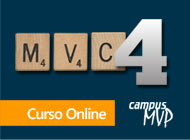 Curso de ASP.NET MVC 4 en CampusMVP