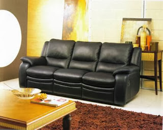 Cleaning and maintenance of leather sofas