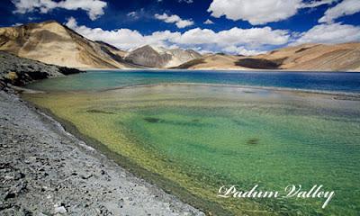 India Travel -Padum Valley