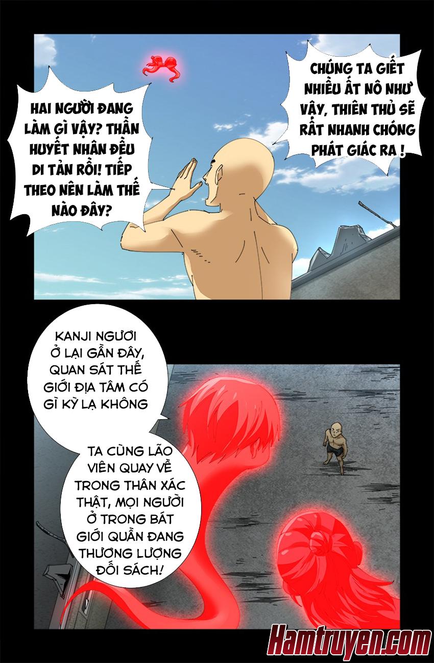 Huyết Ma Nhân Chapter 492 video - Hamtruyen.vn