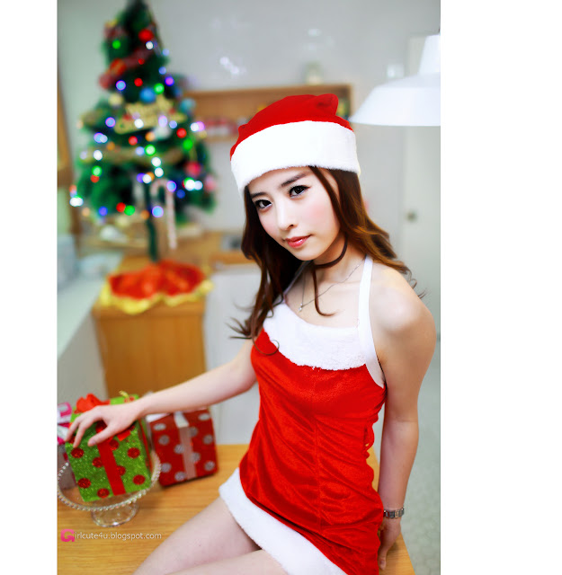 4 Santa Bo Ra Yang-very cute asian girl-girlcute4u.blogspot.com
