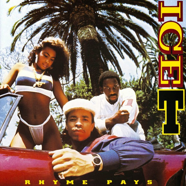 Ice-T - Rhyme Pays Cover