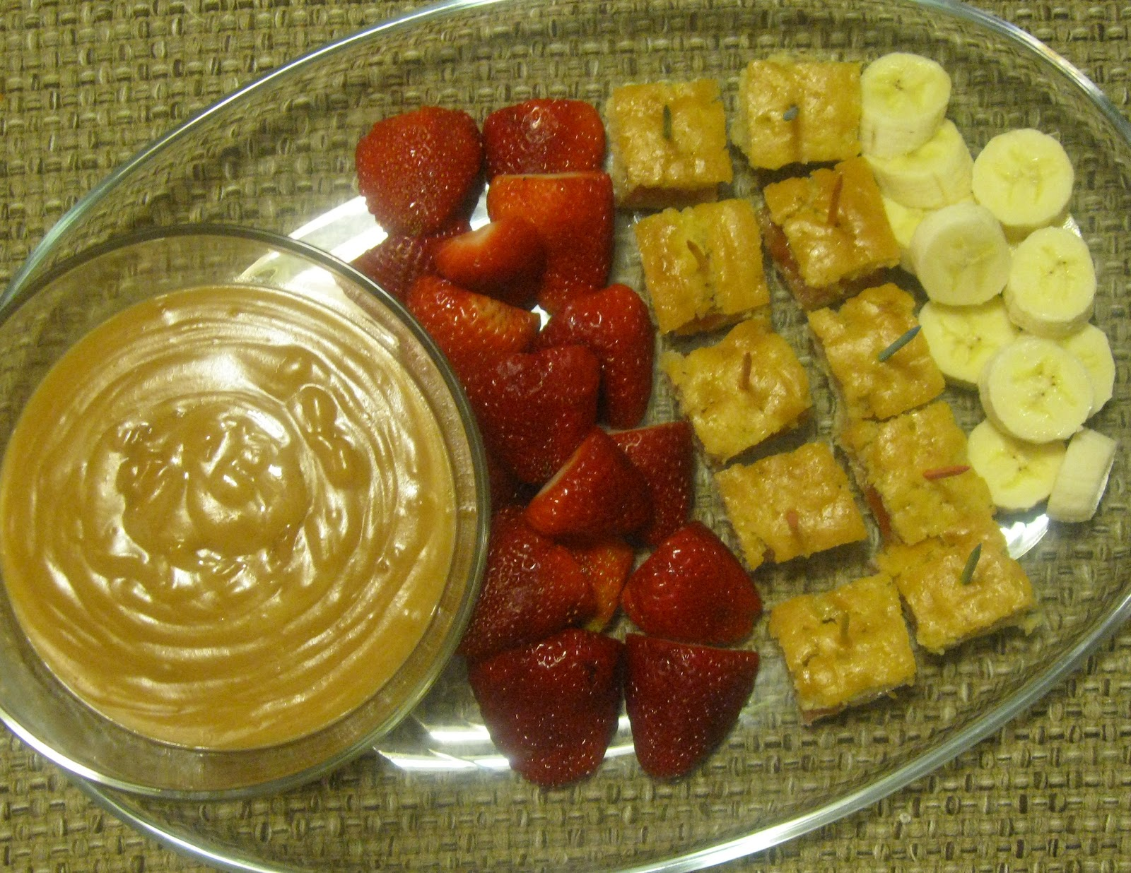 Peanut Butter Fondue Recipe — Dishmaps