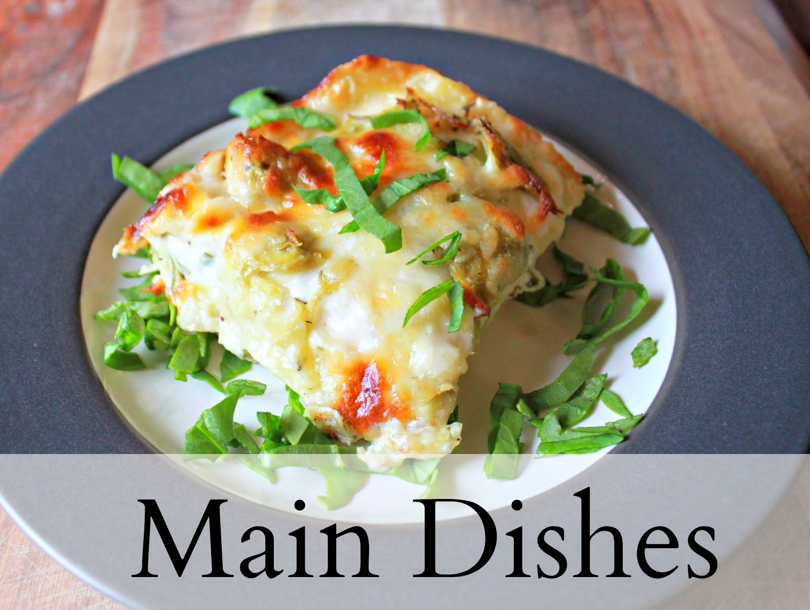 Click photo for More Main Dishes...