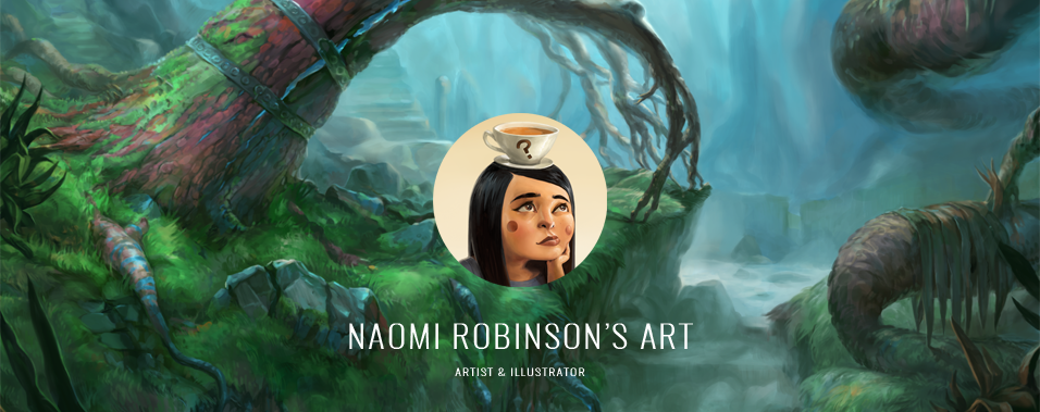 Naomi Robinson's Art