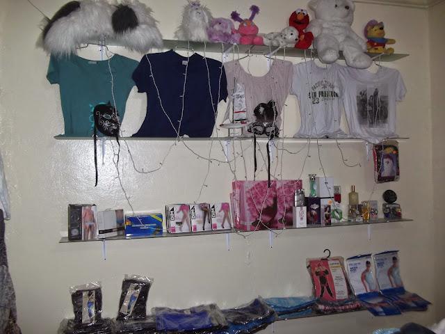 إفتتاح محل بيع الملابس بتعاونية الفتح بأركمان