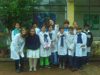 Escuela Nº 36 de Punta Ballena.