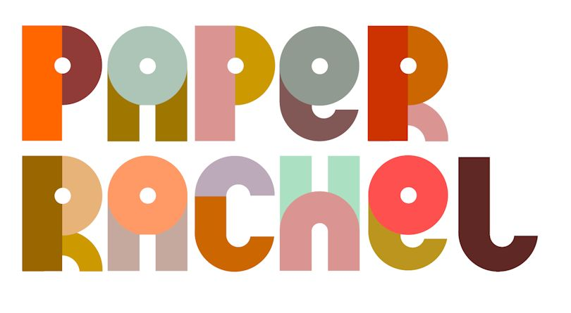 Paper Rachel: This is Where Rachel Blogs