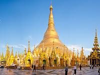 Shwedagon Paya; Great Tourist Destination in Myanmar
