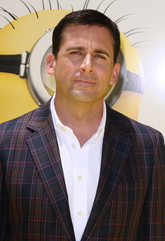 Steve Carrell at Premiere of Despicable Me 2010 disneyjuniorblog.blogspot.com