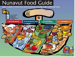 guide alimentaire du nunavut comme tout bon gouvernement le nunavut a