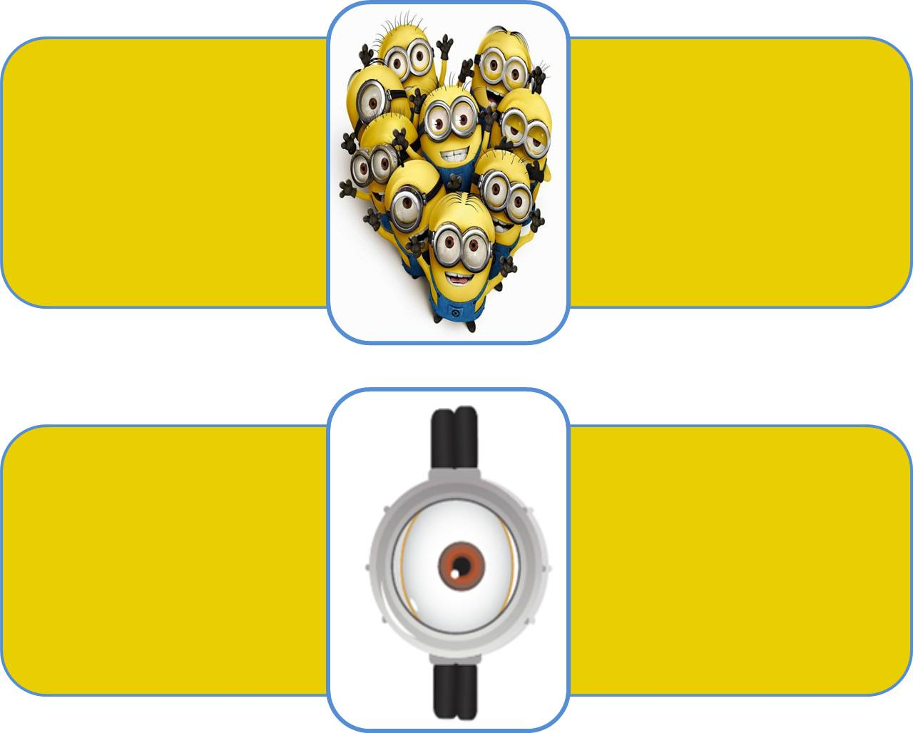 Minions party pack - free printable |Keeping it Real