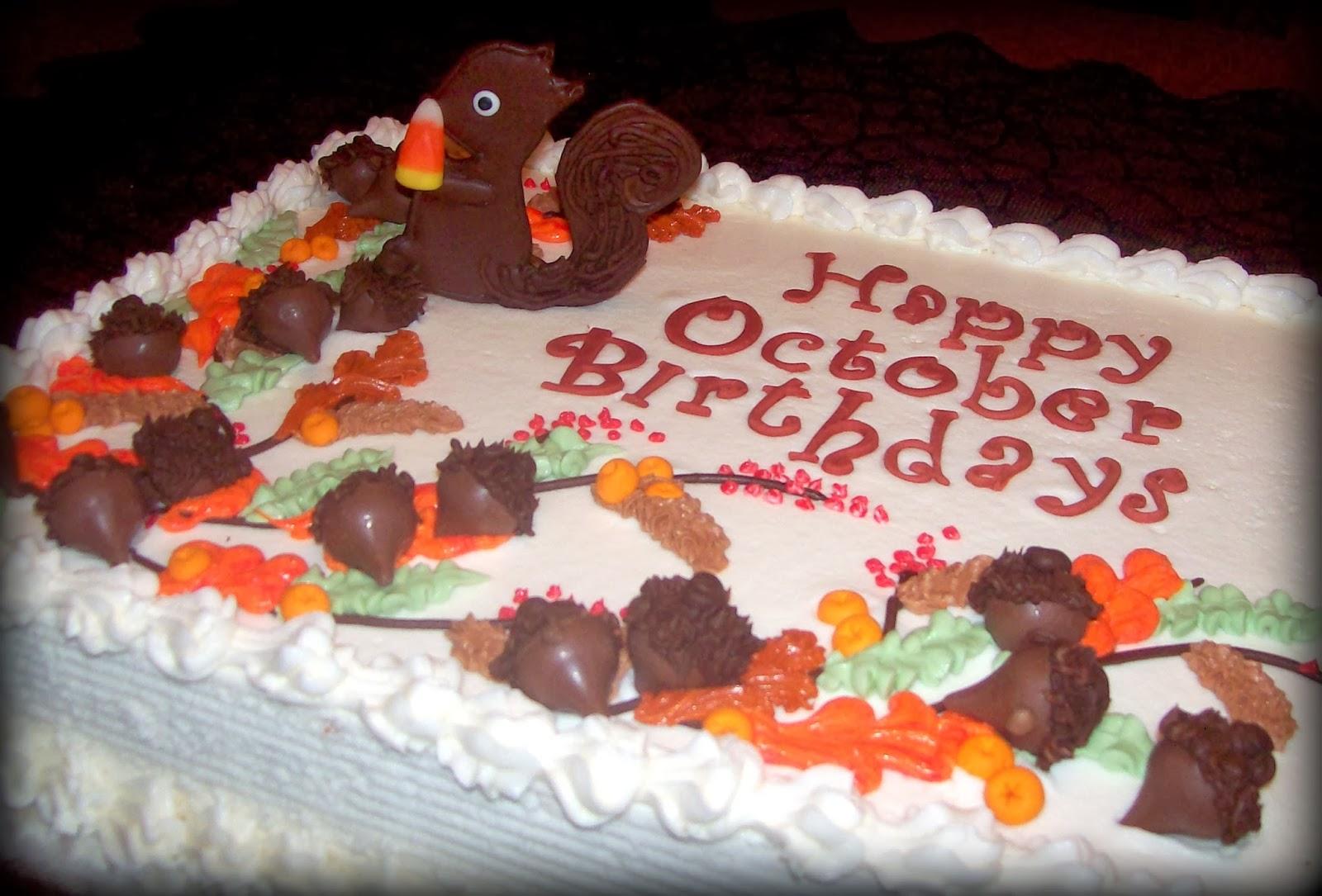 K S Cakes October 2013