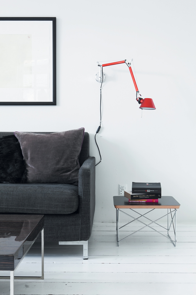 Wall Mounted Lamps For Living Room : SOMETHING BEAUTIFUL: HYGGE HOUSE