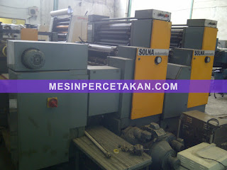 Solna offset printing machine