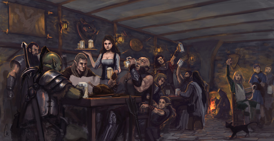 The Friend's Tavern