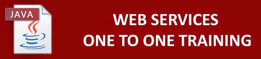 online web service training in chennai