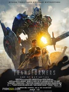 Transformers 4: Kỷ Nguyên Hủy Diệt