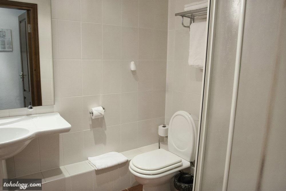 Отель Оснабрюк, Ванная комната