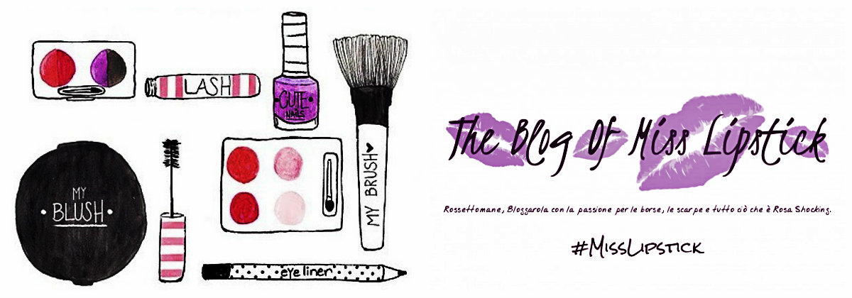 The blog of MISS LIPSTICK..