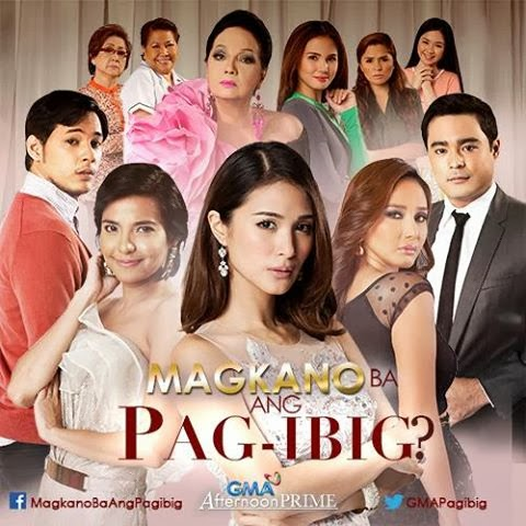 Magkano Ba ang Pag-ibig? (How Much Love?) is an upcoming Filipino drama series to be broadcast by GMA Network starring Heart Evangelista, Sid Lucero, Dominic Rocco, Katrina Halili, Alessandra De […]