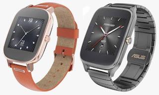 Smartwatch Android Terbaik Unisex: Asus ZenWatch 2