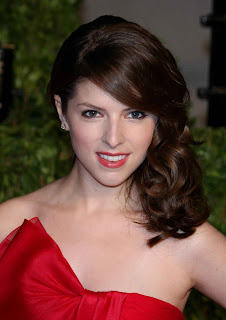 Anna Kendrick at the Oscars