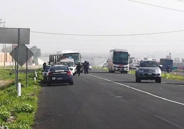 Autopista, camiones