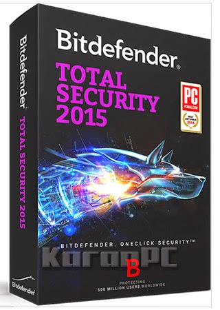 Bitdefender Total Security 2015 Build 18.21.0.1497 + Key