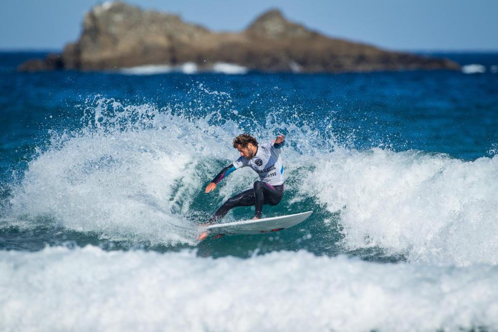 30 Vicente Romero ESP Pantin Classic Galicia Pro Foto WSL