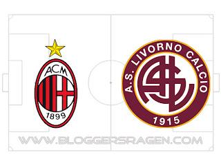 Prediksi Pertandingan Livorno vs AC Milan