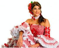 Reina del Carnaval de Barranquilla del 2012