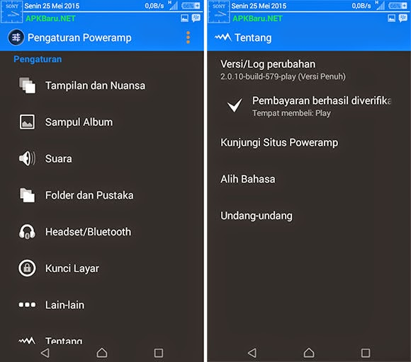 poweramp music player free download