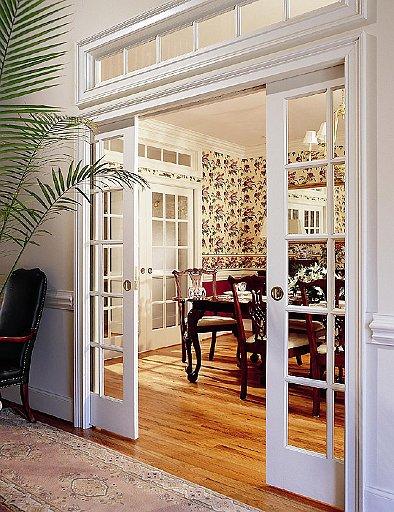 Puertas correderas para espacios peque os ideas para - Puertas interiores correderas ...