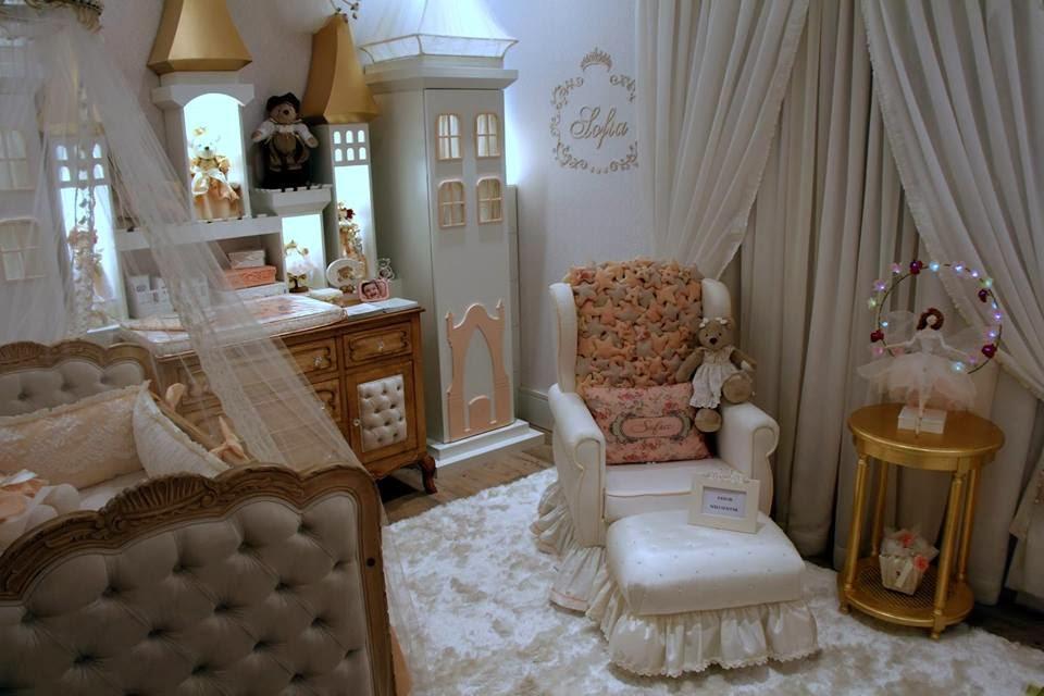 Construindo Minha Casa Clean Casa Montada! Rústica e  ~ Quarto Rustico De Bebe