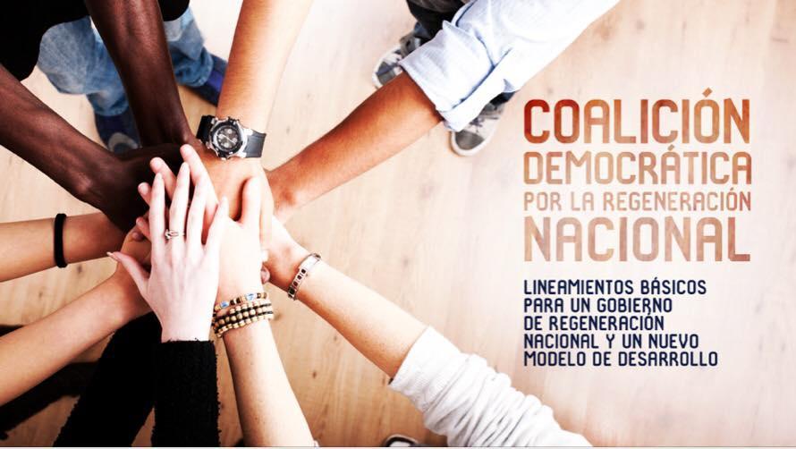 Coalición Democrática por la Regeneración Nacional